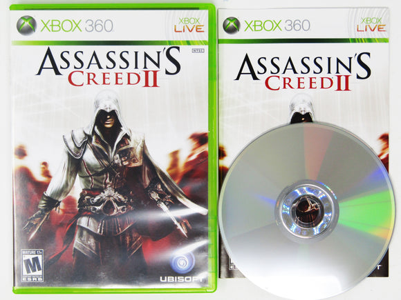 Assassin's Creed II 2 (Xbox 360)