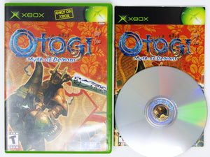 Otogi Myth of Demons (Xbox)