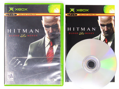 Hitman Blood Money (Xbox)
