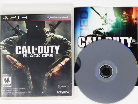 Call of Duty Black Ops (Playstation 3 / PS3)