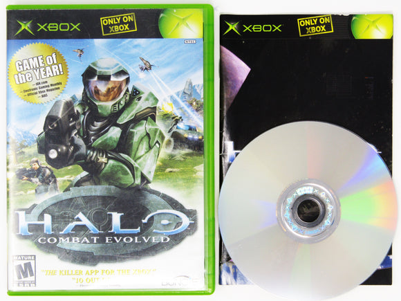 Halo: Combat Evolved [Game of the Year] (Xbox)