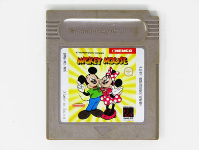 Mickey Mouse (PAL) (Game Boy)