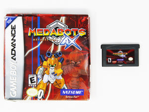 Medabots AX: Metabee (Game Boy Advance / GBA)