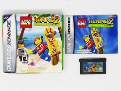 LEGO Island 2 (Game Boy Advance / GBA)