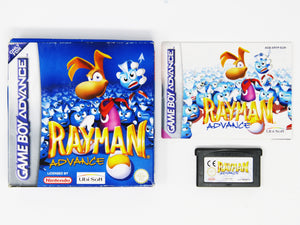 Rayman Advance (PAL) (Game Boy Advance / GBA)