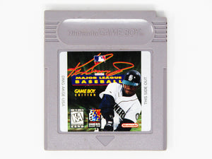 Ken Griffey Jr Presents Major League Baseball (Game Boy)