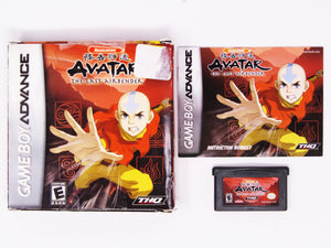 Avatar the Last Airbender (Game Boy Advance / GBA)