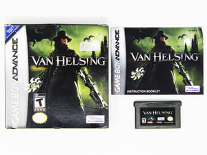 Van Helsing (Game Boy Advance / GBA)