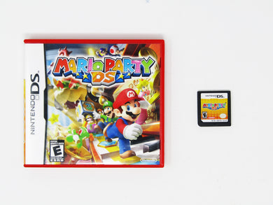 Mario Party DS Red Label (Nintendo DS)