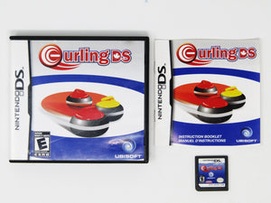 Curling: Sweep the Competition (Nintendo DS)