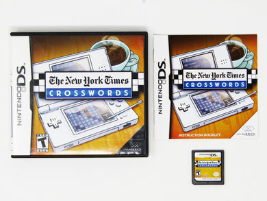 New York Times Crosswords (Nintendo DS)