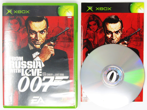 007 From Russia With Love (Xbox)