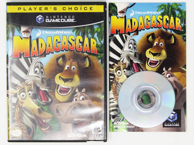 Madagascar [Player's Choice] (Gamecube)