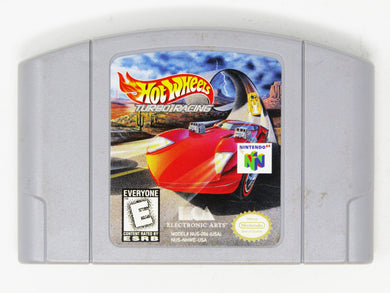 Hot Wheels Turbo Racing (Nintendo 64)