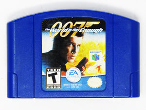 007 World Is Not Enough (Nintendo 64)