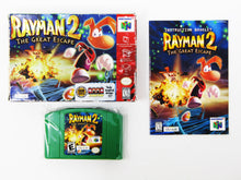 Charger l'image dans la galerie, Rayman 2 The Great Escape (Nintendo 64)