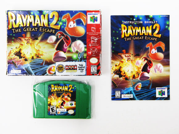 Rayman 2 The Great Escape (Nintendo 64)