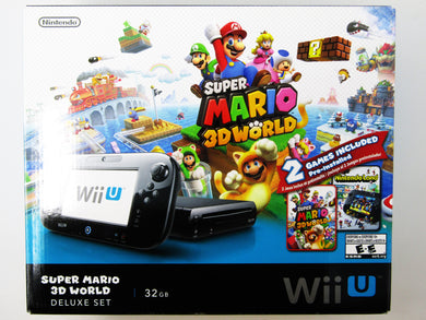 Wii U Console Deluxe: Super Mario World Edition (Wii U)