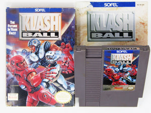 Klash Ball (Nintendo / NES)