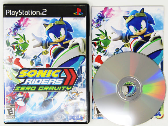 Sonic Riders (Playstation 2 / PS2)