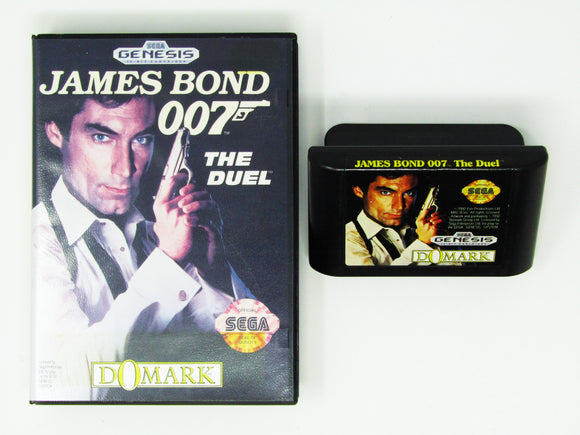 007 James Bond The Duel (Genesis)