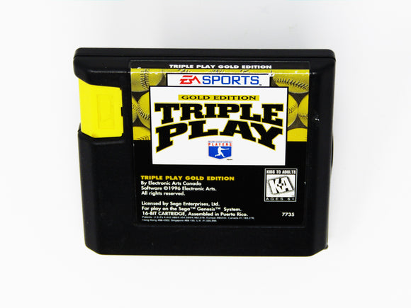 Triple Play Gold (Genesis)