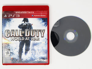 Call Of Duty World At War [Greatest Hits] (Playstation 3 / PS3)