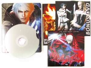 Devil May Cry 4 [Collector's Edition] (Playstation 3 / PS3)