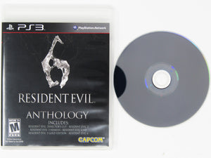 Resident Evil 6 Anthology (Playstation 3 / PS3)