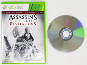 Assassin's Creed Revelations [Signature Edition] (Xbox 360)