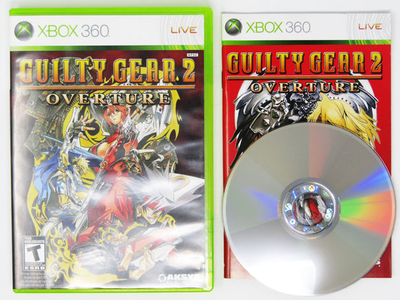 Guilty Gear 2 Overture (Xbox 360)