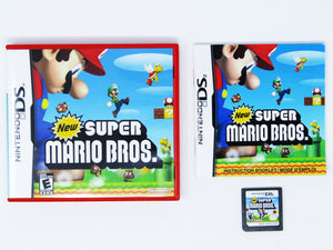 New Super Mario Bros [Red Label] (Nintendo DS)