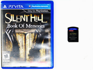 Silent Hill: Book Of Memories (Playstation Vita / PSVITA)
