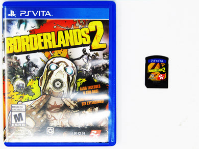 Borderlands 2 (Playstation Vita / PSVITA)