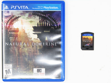Natural Doctrine (Playstation Vita / PSVITA)