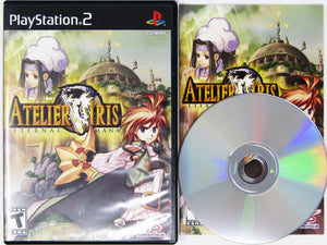 Atelier Iris Eternal Mana (Playstation 2 / PS2)