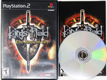 Charger l'image dans la galerie, King's Field Ancient City (Playstation 2 / PS2)