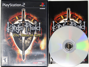King's Field Ancient City (Playstation 2 / PS2)