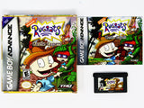 Rugrats Castler Capers (Game Boy Advance / GBA)