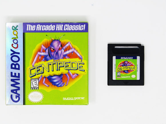 Centipede (Game Boy Color)