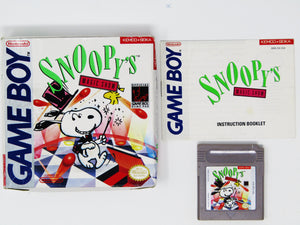 Snoopy's Magic Show (Game Boy)