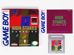 High Stakes (Game Boy)