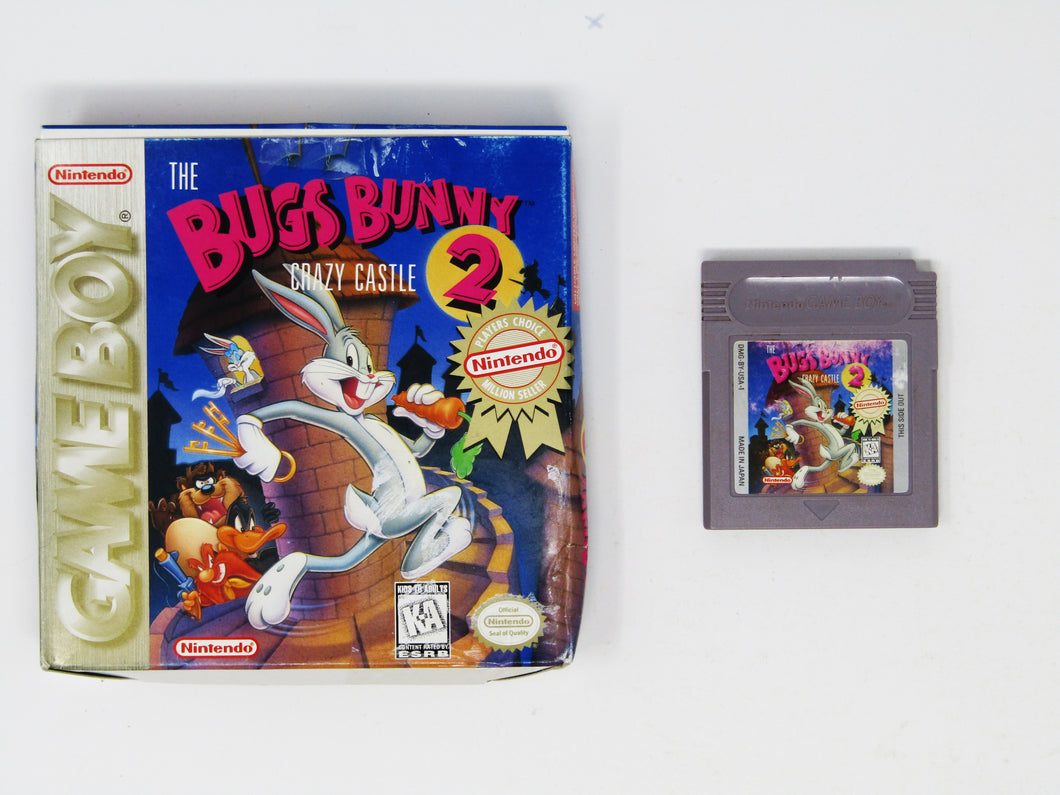 Bugs Bunny Crazy Castle 2 [Player's Choice] (Game Boy)