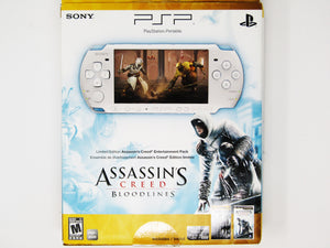 PSP 3000 Limited Edition Assassin's Creed Bloodlines [White]