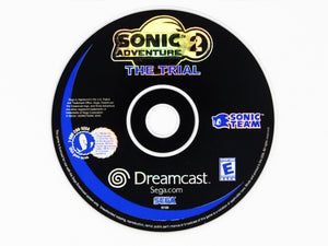 Sonic Adventure 2 The Trial (Dreamcast)