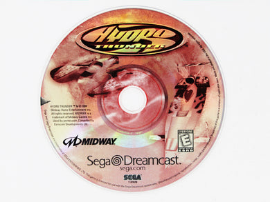 Hydro Thunder (Dreamcast)