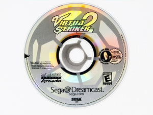 Virtua Striker 2 (Dreamcast)