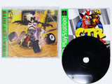 CTR Crash Team Racing [Greatest Hits] (Playstation)