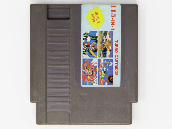 115-in-1 Multicart (Nintendo NES)