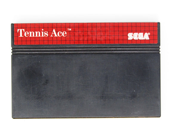 Tennis Ace (PAL) (Master System)